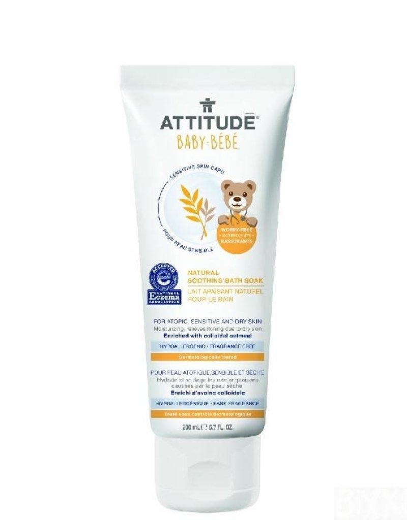 Attitude Attitude - Sensitive Skin 2-in-1 Soothing Bath Soak