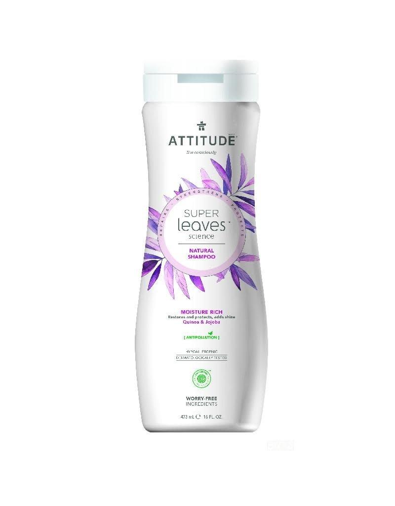 Attitude Attitude - Super Leaves shampoo, Moisture Rich