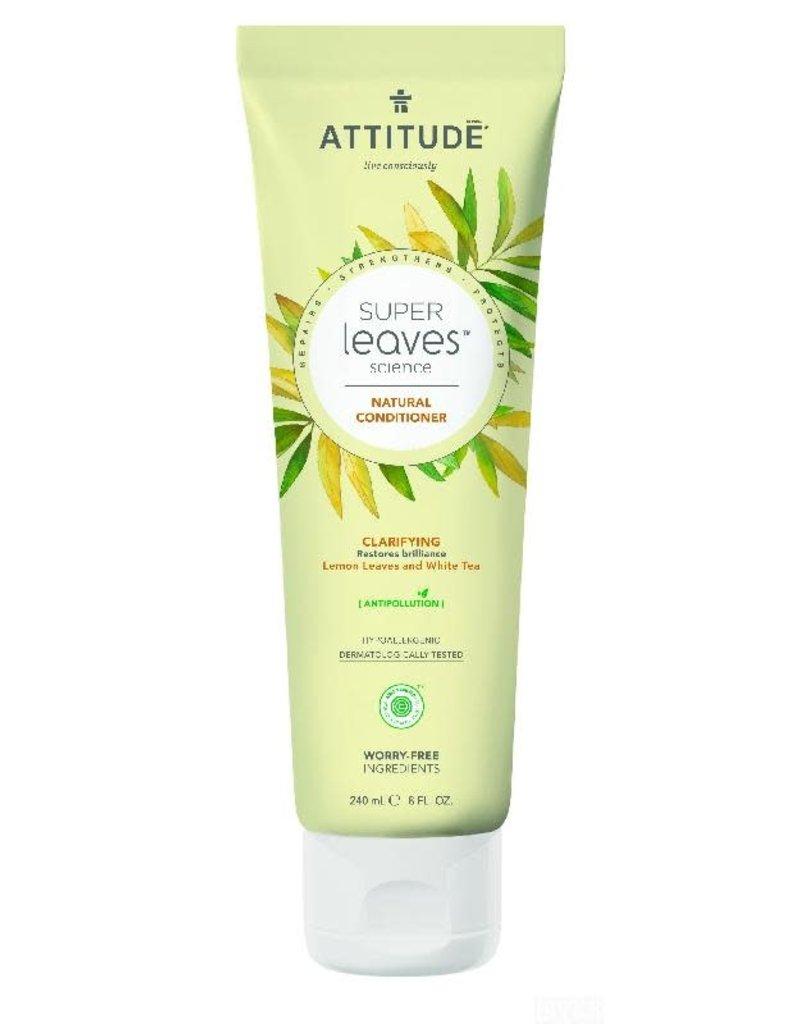Attitude Attitude - Super Leaves conditioner, Clarifying