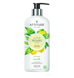 Attitude Handzeep, Lemon Leaves
