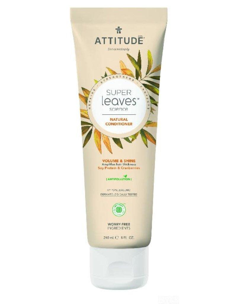 Attitude Attitude - Super Leaves conditioner, Volume & Shine