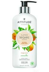 Attitude Attitude - Super Leaves handzeep, Orange Leaves