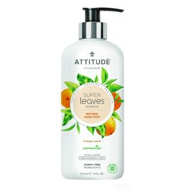 Attitude Handzeep, Orange Leaves