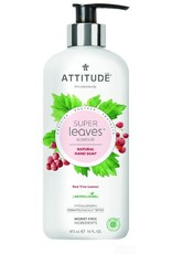 Attitude Attitude - Super Leaves handzeep, Red Vine Leaves
