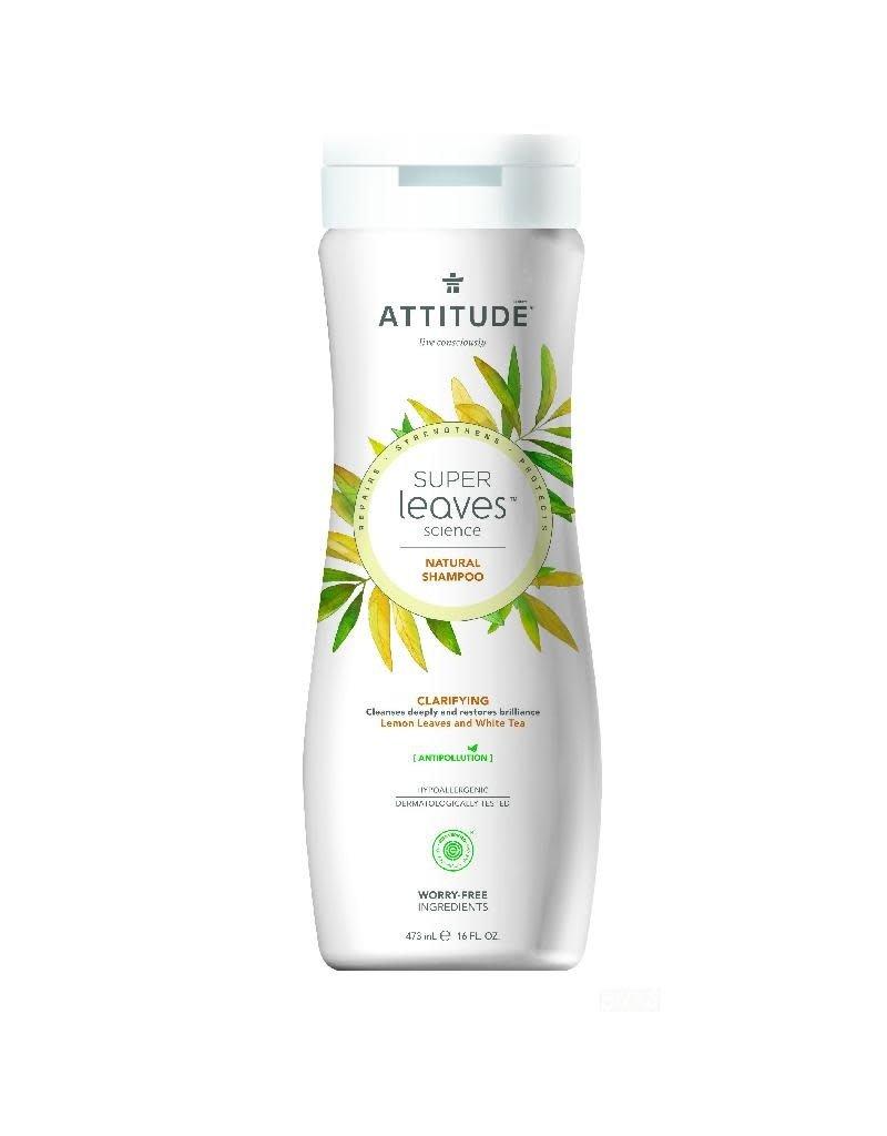 Attitude Attitude - super leaves shampoo, clarifying