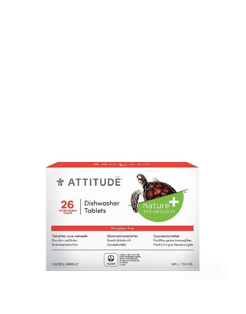 Attitude Attitude - vaatwastabletten
