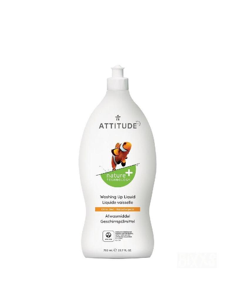 Attitude Attitude - afwasmiddel, Citrus Zest