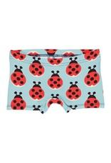 Maxomorra Maxomorra - boxer, blauw, lazy ladybug