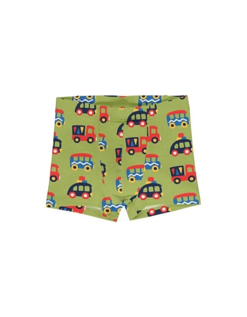 Maxomorra Maxomorra - boxershort, colourful cars