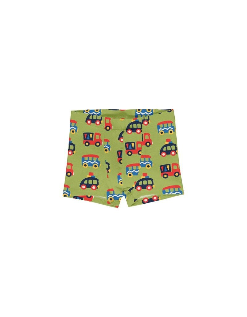 Maxomorra Maxomorra - boxershort, colourful cars