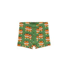 Maxomorra Boxershort, tangerine tiger (0-2j)
