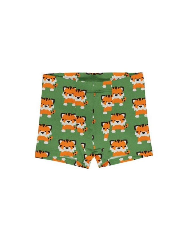 Maxomorra Maxomorra - boxershort, groen, tangerine tiger