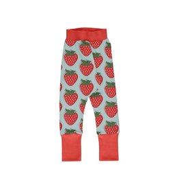 Maxomorra Broek, strawberry (3-16j)