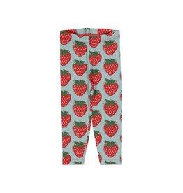 Maxomorra Legging, strawberry (3-16j)