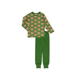 Maxomorra Pyjama, tangerine tiger (3-16j)