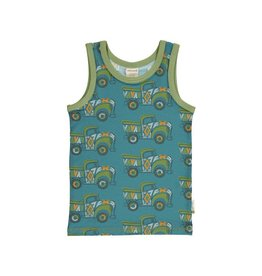 Maxomorra Tanktop, painted truck (3-16j)