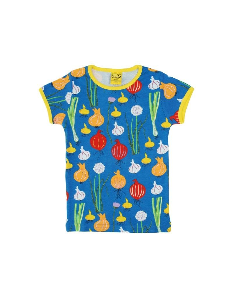 DUNS Sweden Duns Sweden - T-shirt, blue, garlic, chives and onion