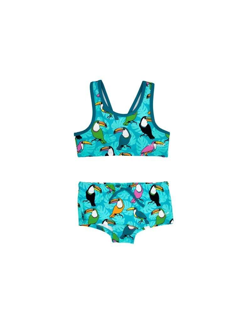 Villervalla Villervalla - bikini, reef, toekans