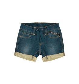 Villervalla Sweat short, used vintage jeans (3-16j)