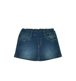 Villervalla Sweat rok, used vintage jeans (3-16j)