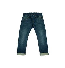 Villervalla Broek, sweat slim pants, used vintage (3-16j)