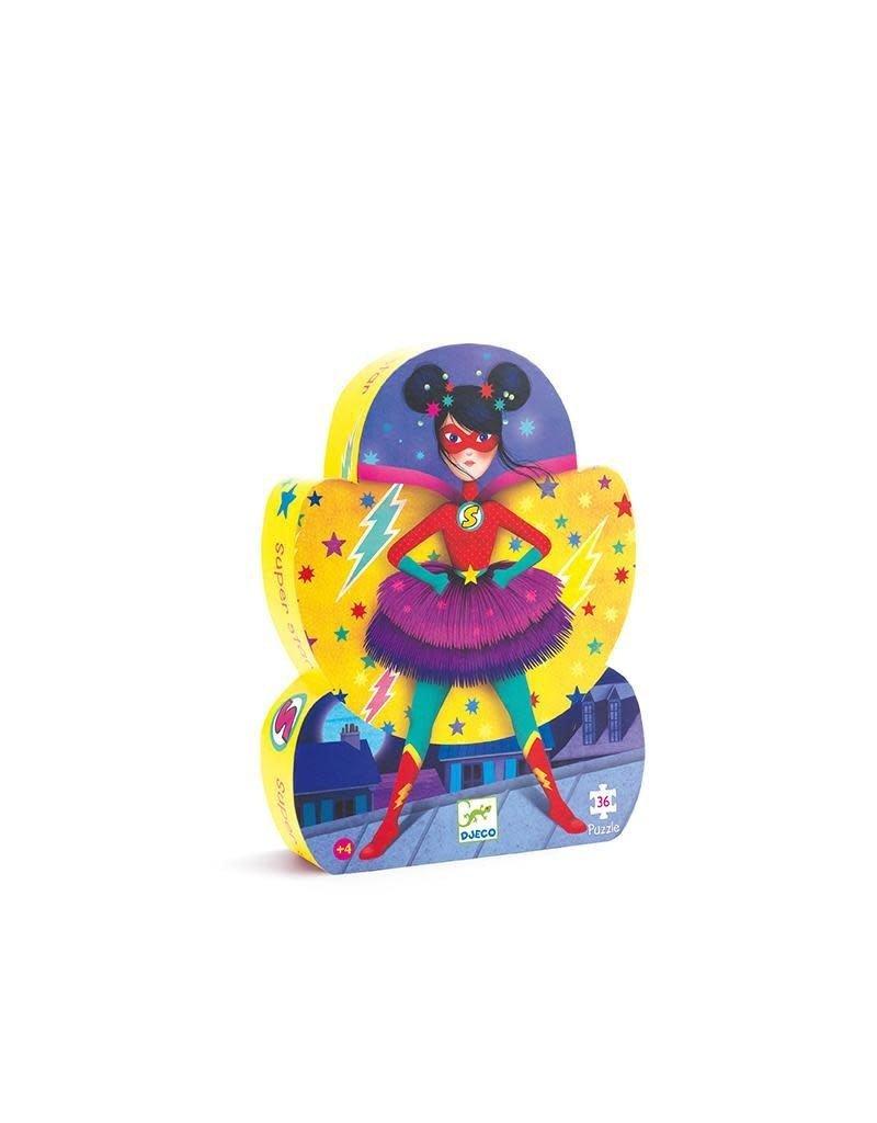 Djeco Djeco - puzzel, Superstar, 36 st