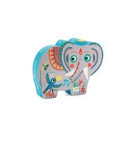 Djeco Puzzel, Haathee de Aziatische olifant