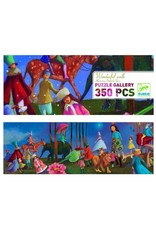 Djeco Djeco - puzzel, gallery, wonderful walk, 350 st