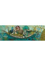 Djeco Djeco - puzzel, gallery, poetic boat, 350 st