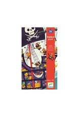 Djeco Djeco - puzzel, giant, piratenschip, 36 st