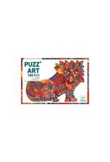 Djeco Djeco - puzzel, puzz'art, lion, 150 st