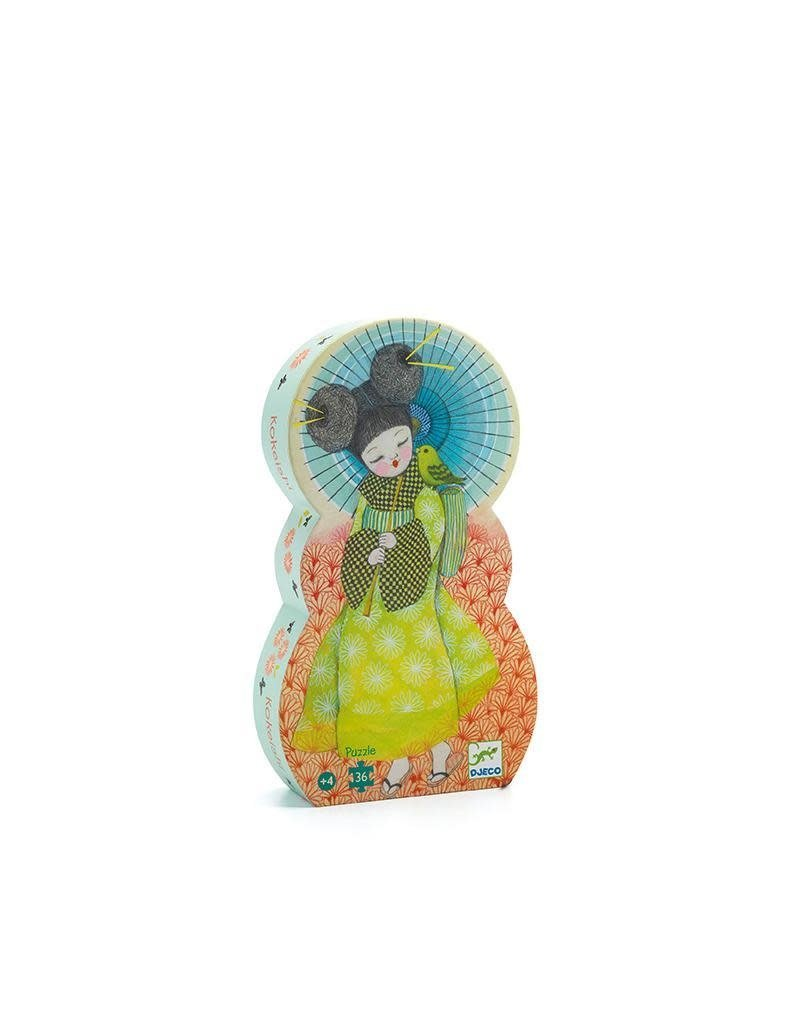Djeco Djeco - puzzel, Kokeishi, 36 st