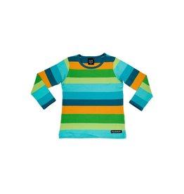 Villervalla Shirt, bondi gestreept