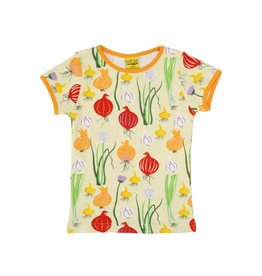 DUNS Sweden T-shirt, garlic, chives and onion (0-2j)