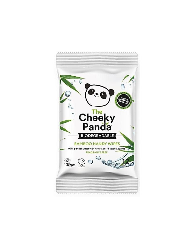 The Cheeky Panda The Cheeky Panda - billendoekjes, wegwerp, reisverpakking
