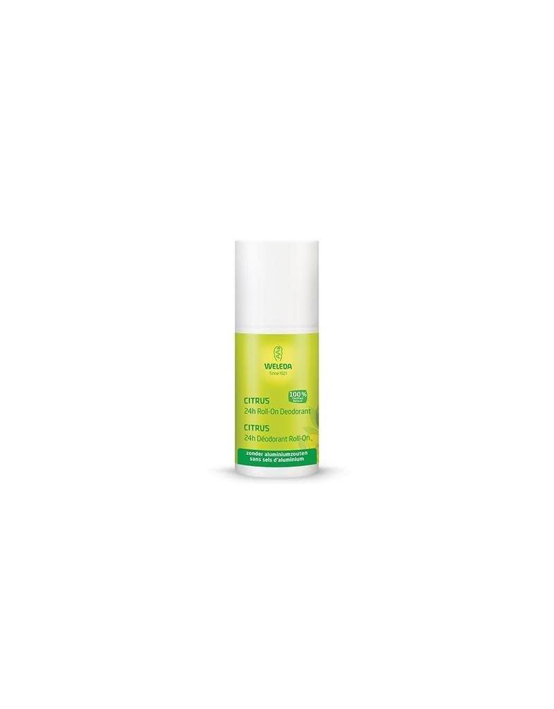 Weleda Weleda deodoranten - roll-on citrus, 50 ml