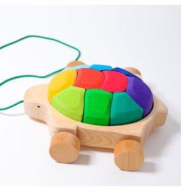 Grimm's Trekspeeltje, schildpad