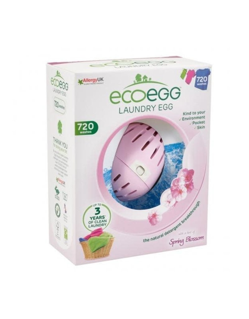 Ecoegg Ecoegg - wasbal, Spring Blossom, 720 wasbeurten