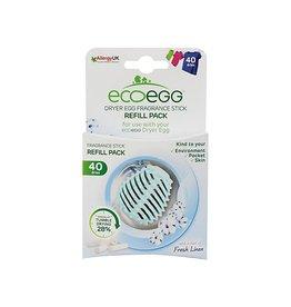 Ecoegg Parfumsticks voor droogkastbal, Fresh Linen