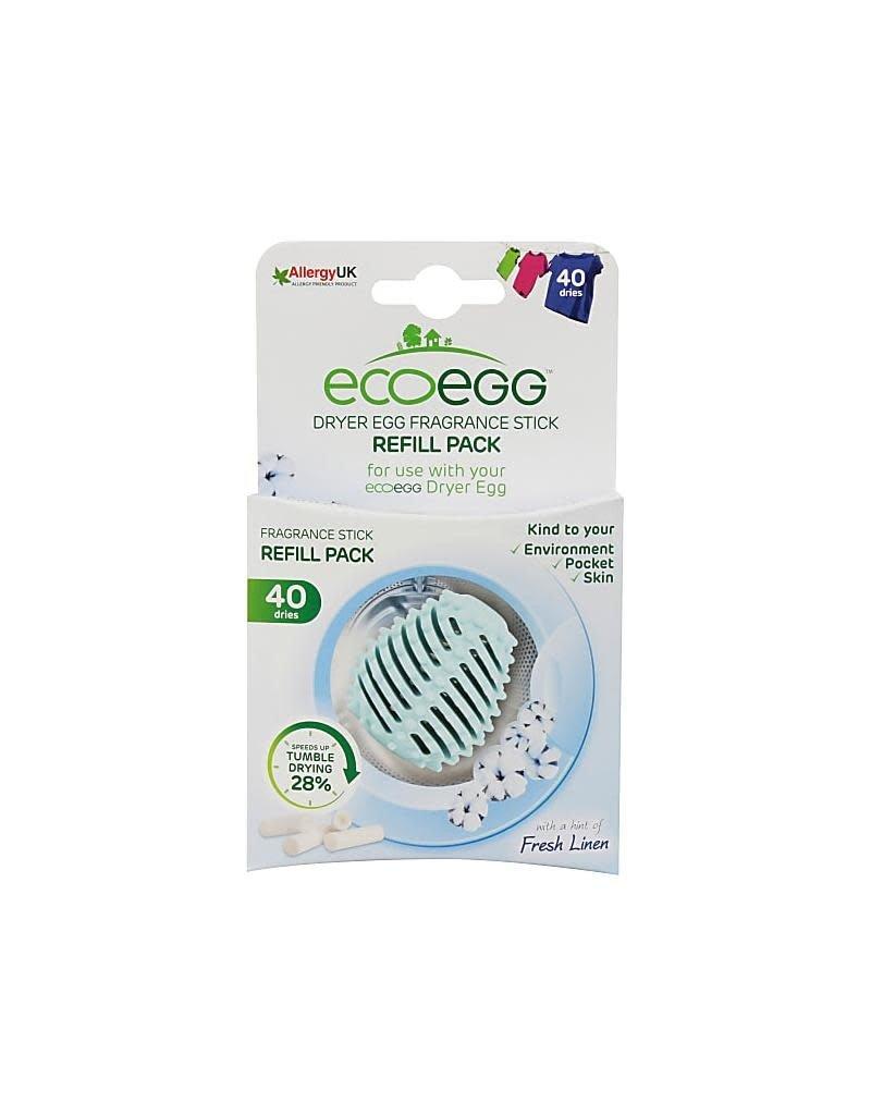 Ecoegg Ecoegg - parfumsticks voor droogkastbal, Fresh Linen