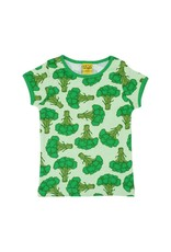 DUNS Sweden Duns Sweden - T-shirt, lichtgroen, broccoli (0-2j)