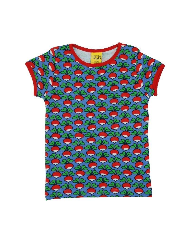 DUNS Sweden Duns Sweden - T-shirt, cornflower, radish (3-16j)
