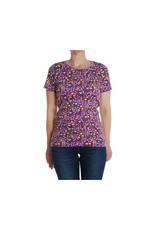 Duns Sweden Duns Sweden Adult - T-shirt, purple, meadow