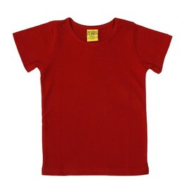 More than a Fling T-shirt, pompeian red