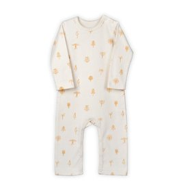 Organic by Feldman Jumpsuit, ochre protective forest