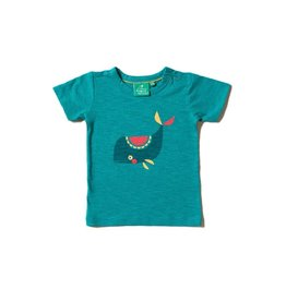 Little Green Radicals T-shirt, Whale of a Time