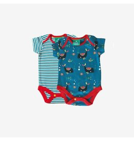 Little Green Radicals Body's, ss, Sea Life