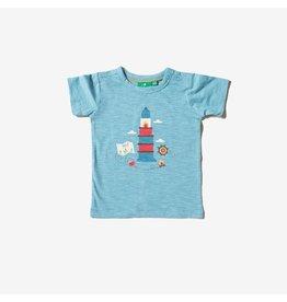 Little Green Radicals T-shirt, Island Adventure (3-16j)