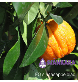 Sjankara EO sinaasappelblad