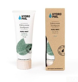 Hydrophil Tandpasta, pure mint